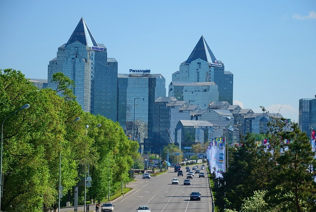 Almaty Grand Tour