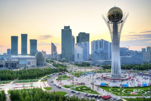 Astana City Tour
