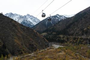 Cable Car to Chimbulak