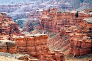 Group Tour: The Charyn Canyon