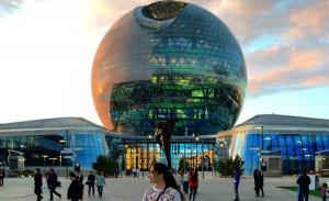 Group Tour: Astana Sightseeing Pm Tour Packages