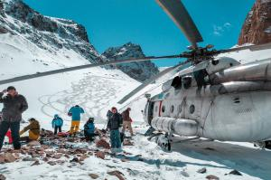 Heli-skiing Among The Glaciers Of Trans-ili Alatau (1 Day) Packages